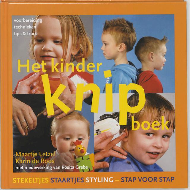 Het kinderknipboek - M. Letzel, K. de Roos
