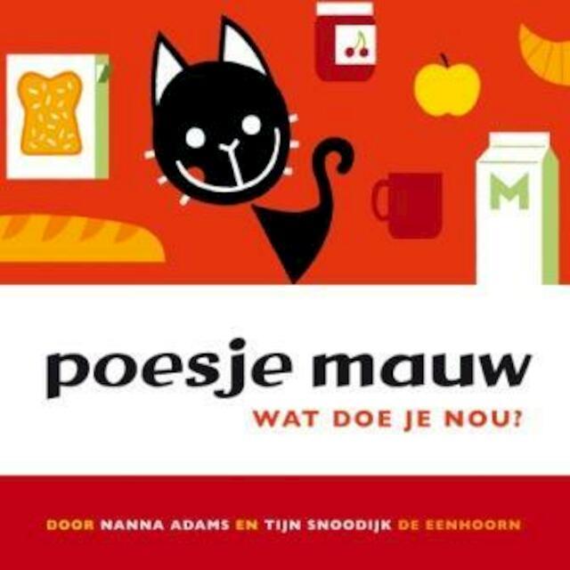 Poesje Mauw - Nanna Adams