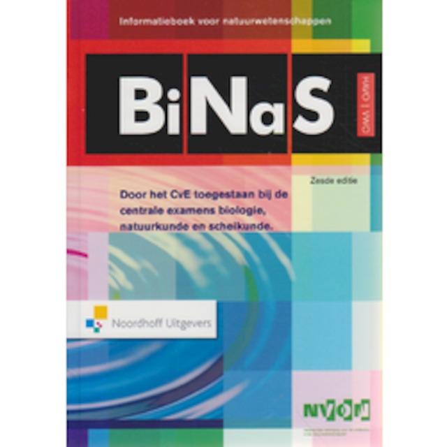 BiNaS - Informatieboek voor natuurwetenschappen -