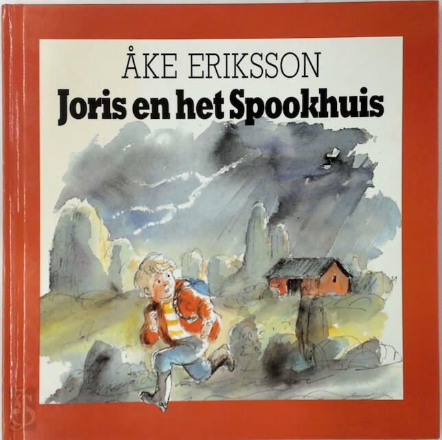 Joris en het spookhuis - Eriksson