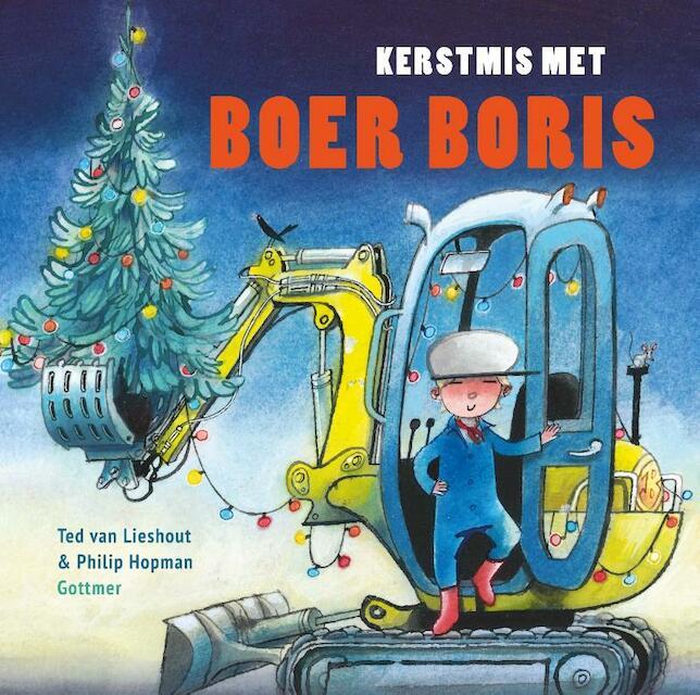 Kerstmis met Boer Boris - Ted van Lieshout, Philip Hopman