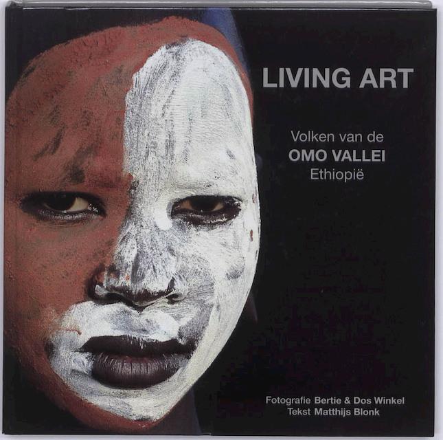 Living art - Matthijs Blonk, Bertie Winkel, Dos Winkel