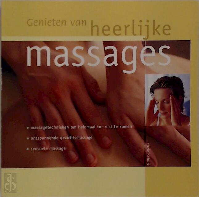 Sensuele massage technieken