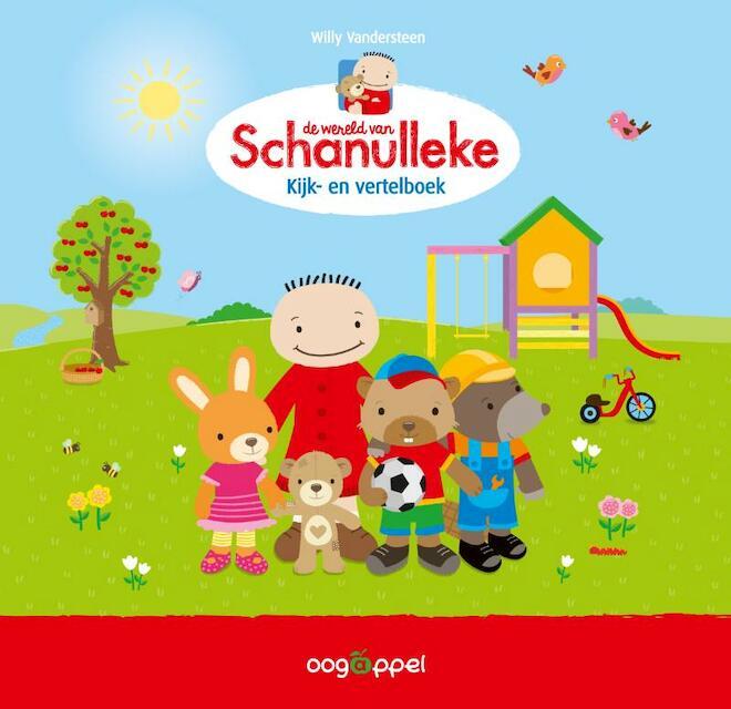 De wereld van Schanulleke - Willy Vandersteen