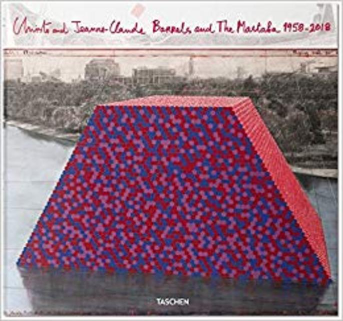 Christo and Jeanne-Claude / Barrels and the Mastaba -