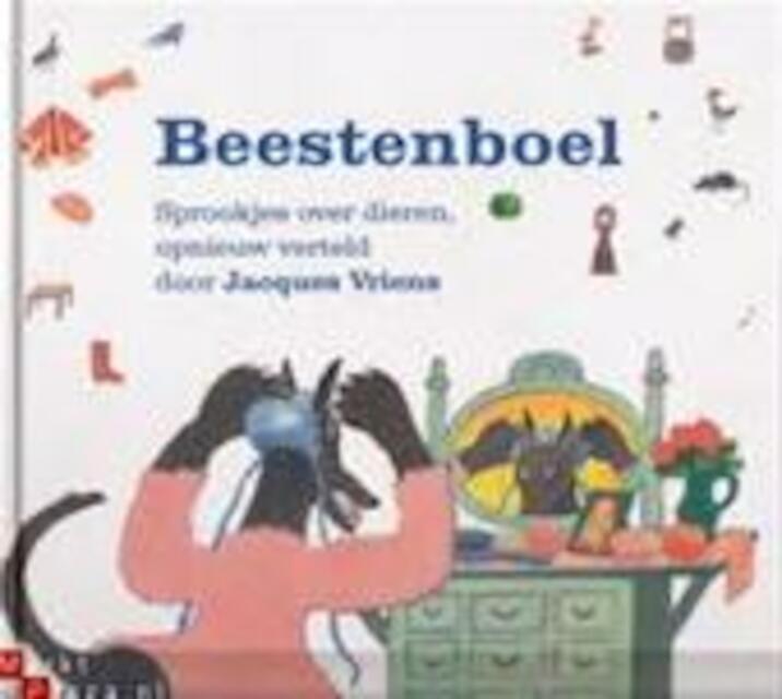 Beestenboel - Jacques Vriens