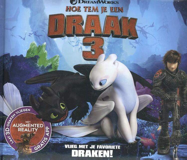 Hoe tem je een draak 3 - Emily Stead