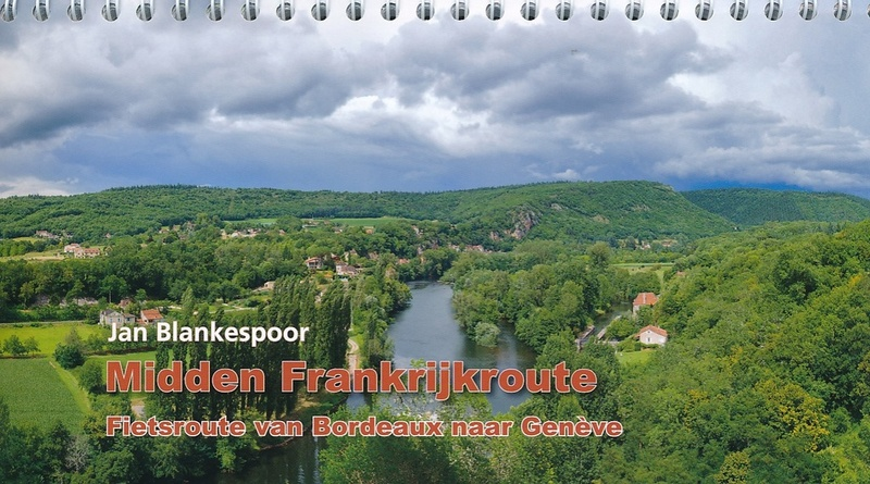 Midden Frankrijkroute - Jan Blankenspoor