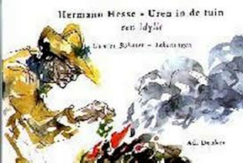 Uren in de tuin - H. Hesse, M. G. / Valeton Bohmer
