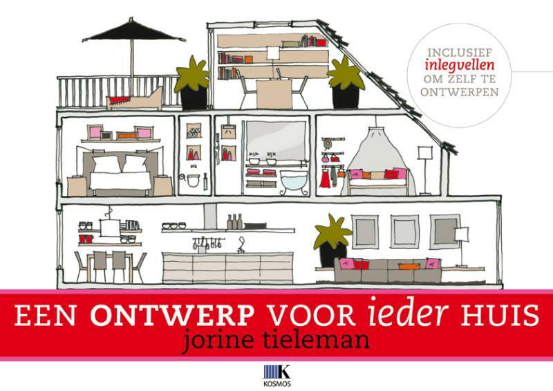 Een ontwerp voor ieder huis - Jorine Tieleman