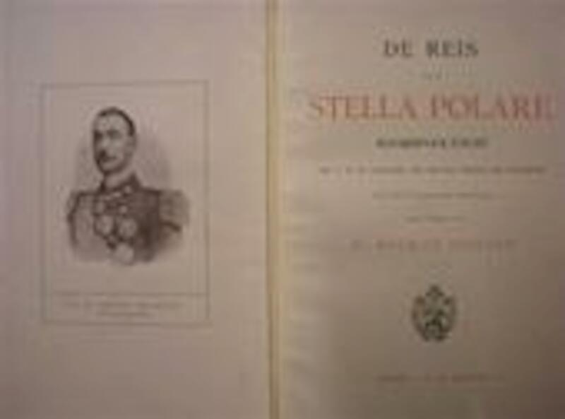 De reis van de Stella Polare - Dr. Maurits Snellen