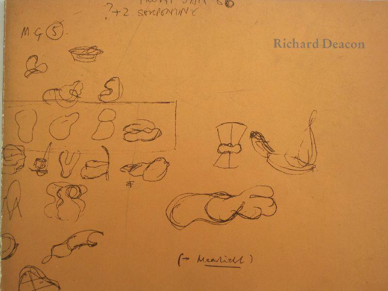 Richard Deacon - Richard Deacon, Hans Janssen, Ad Himmelreich