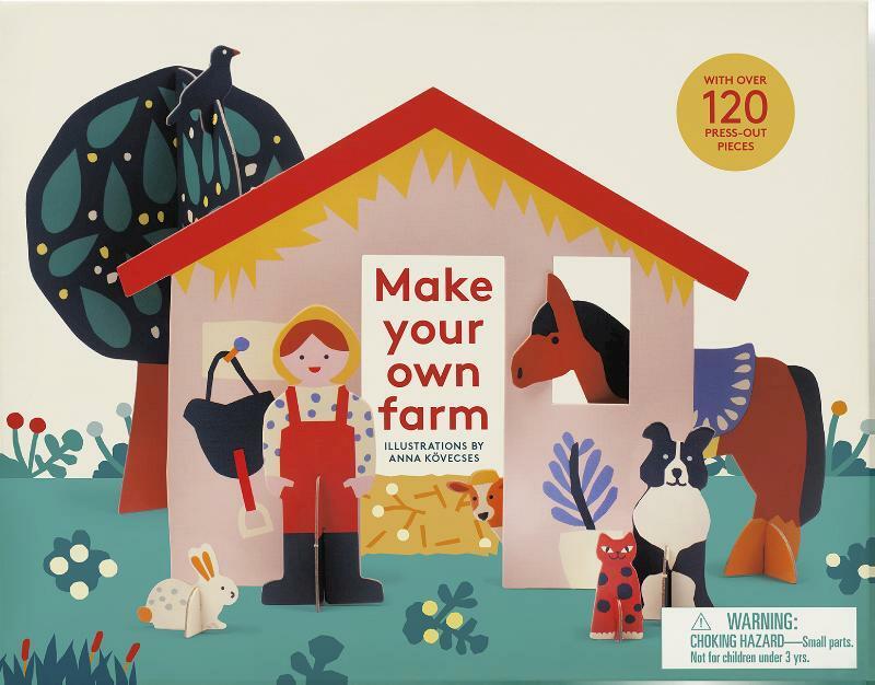 Make Your Own Farm Isbn 9781786271914 De Slegte