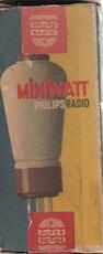 Philips Miniwatt (packing box for radio tubes)