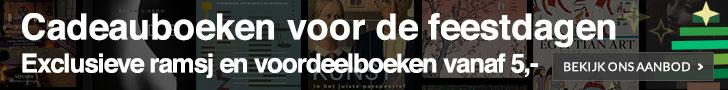Banner cadeauboeken feestdagen NL